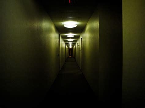 dark hallway dark hallway it s really not that dark and ominous but
