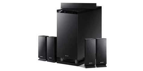 Dan Spek Home Theater Sony review spesifikasi home theatre av receiver htib speakers acessories