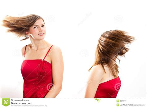 swinging videos free swinging hair royalty free stock photography image 9578977