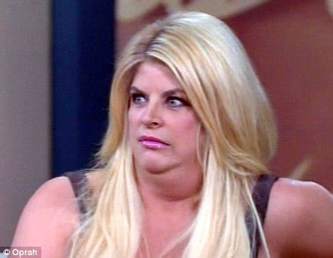 kirstie alley can dance, for now | growing up 516