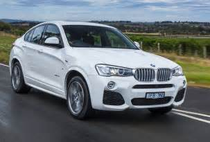 Bmw X4 Review 2016 Bmw X4 Xdrive35d Review Caradvice