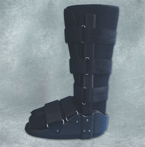 air cast walking boot for broken ankle boots image