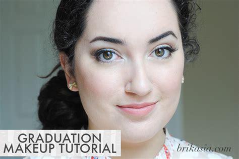 Tutorial Makeup Graduation | graduation makeup tutorial