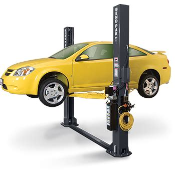 Car Lift Low Ceiling by Two Post Lift Low Profile Arms For Sports Cars Low Ceiling Car Lift Bendpak Inc