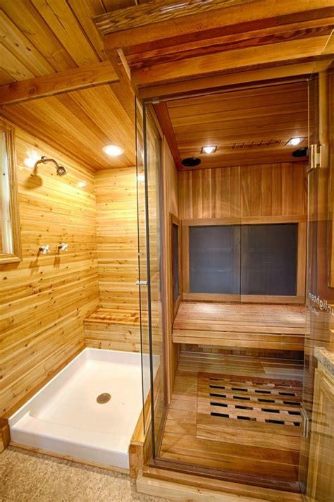 sauna zuhause wellness f 252 r zuhause whirlpool sauna oder dfdusche