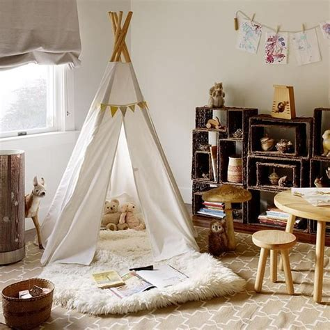 bedroom tent ideas wigwam tents blending kids playroom ideas into cozy