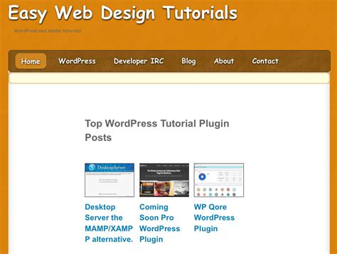 home page layout design view located on the ribbon is referred to as the themify framework easy web design tutorials