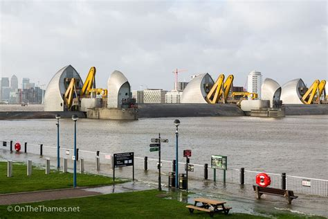 thames barrier closure event storm eleanor forces thames barrier closure on the thames