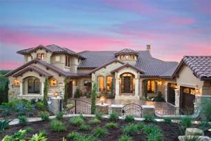 Custom Home Designs Mediterranean Custom Home Designs Decosee Com