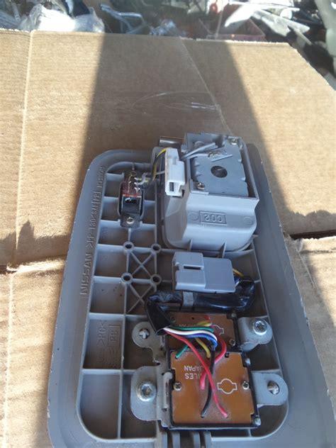 Switch Thermostat Nissan X Trail Ori de quemacocos y luz interior nissan x trail 2005 900 00 en mercado libre