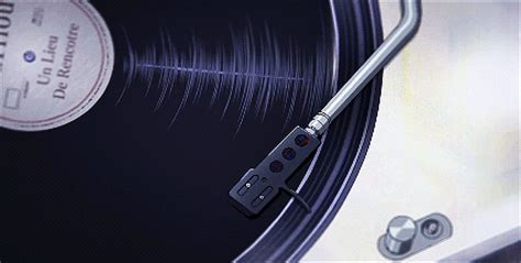 themes tumblr with music player record player on tumblr