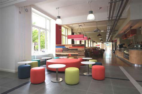 students union manchester university work inspiration hall interior design student