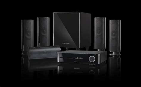 harman kardon bds 800 home theater system uncrate