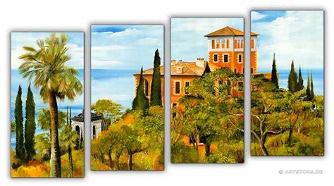 mediterrane wandbilder wandbilder morro villa mediterran kunstdrucke