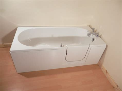 Walk In Baths With Shower the avrail 150 walk in bath from essential bathing ltd