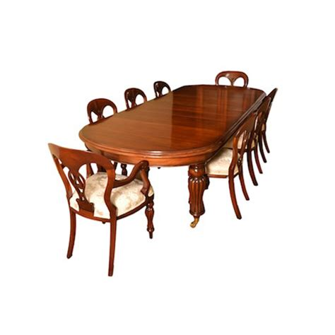8 Ft Dining Table by Style 8 Ft Dining Room Table 8 Chairs