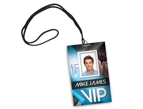 Vip Badges Template Pictures To Pin On Pinterest Thepinsta Vip Name Tag Template