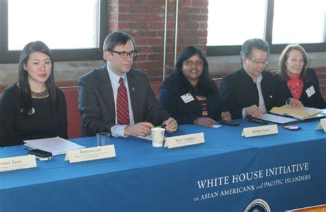 White House Initiative by White House Initiative On Americans And Pacific