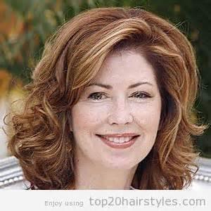 mid length hair styles for 40 plus women medium hair styles for women over 40 hairstyles for