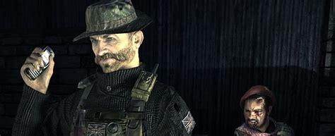 Sweater Call Of Duty 06 parce que le capitaine price c est le plus fort