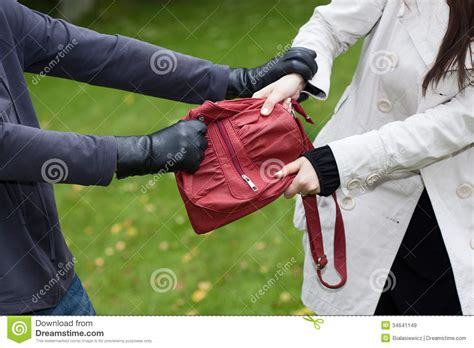 Bag Theft bag theft stock image image of pickpocket hooligan