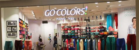 go colors of westend mall go colors
