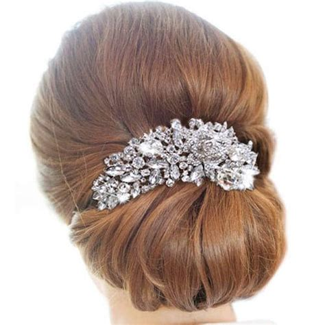 Wedding Hair Pieces For by Wedding Hair Pieces Ebay