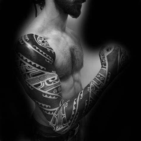 badass tribal tattoos for guys 50 badass tribal tattoos for manly design ideas