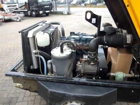 sullair   knf  air compressor  bar min cfm hrs youtube