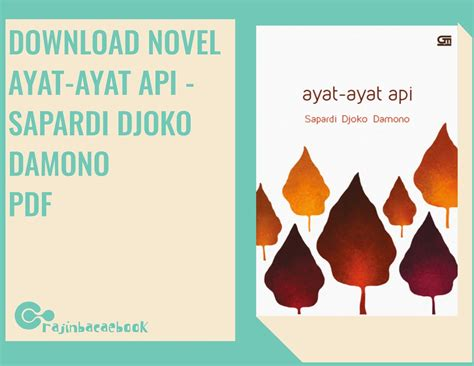 download novel ayat ayat cinta 2 pdf gratis download ebook gratis sapardi djoko damono ayat ayat api