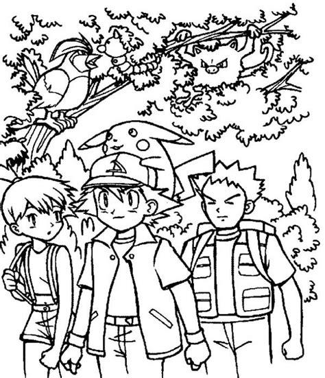 pokemon indigo coloring pages winsome design pokemon coloring pages ash pikachu coloring