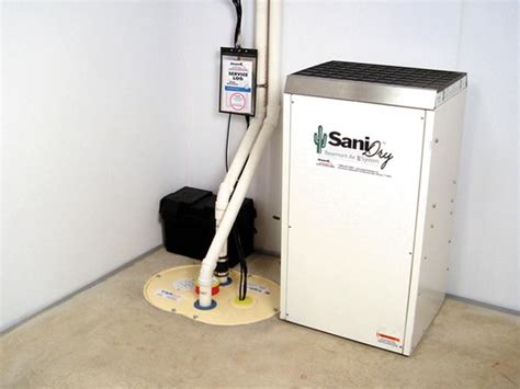 basement dehumidifier system waterproof before basement finishing in greater
