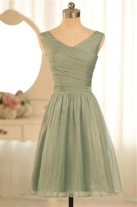 Cute Simple Bridesmaid Dresses
