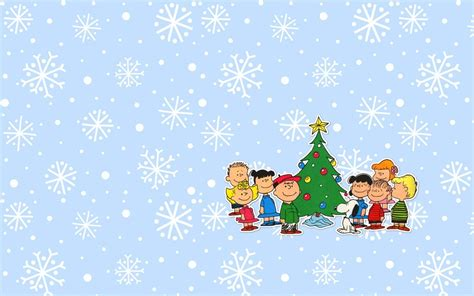 christmas wallpaper charlie brown snoopy christmas backgrounds wallpaper cave