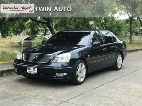 lexus sedan 2001 lexus ls430 2001 4 3 in กร งเทพและปร มณฑล automatic sedan