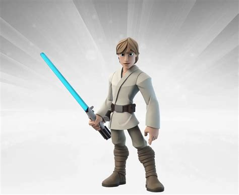 Disney Infinity Luke Skywalker Every Disney Infinity 3 0 Figure We Of So Far