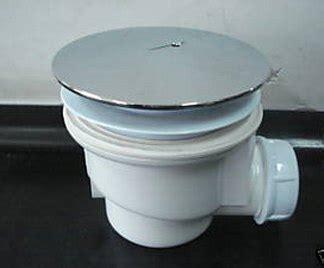 come sostituire piatto doccia sostituzione sifone piatto doccia