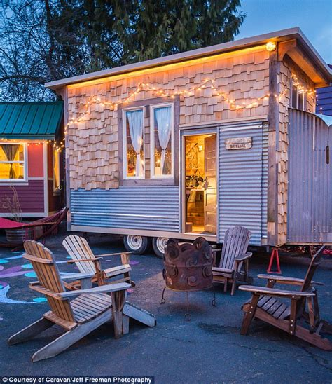 Small Homes Lumber Packages A Tiny Home For A Tiny Price 160 Square Foot Portland