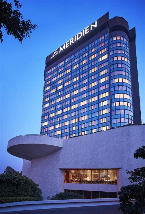 le meridien  delhi  delhi india  delhi hotel
