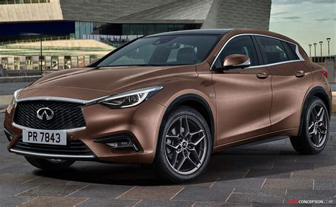 infinity car maker infiniti reveals official photo of new q30