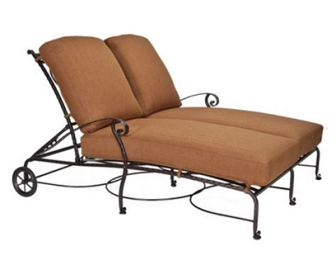 chaise lounge san diego ow lee san cristobal double chaise lounge designers patio