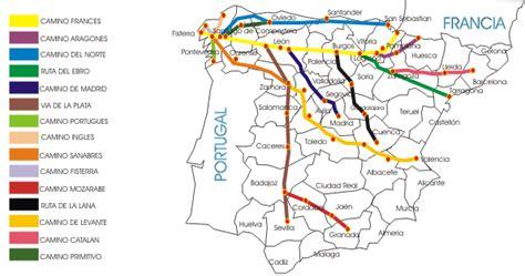 Chemin De Compostelle ã Vã Lo Camino De Santiago Bttzaleak