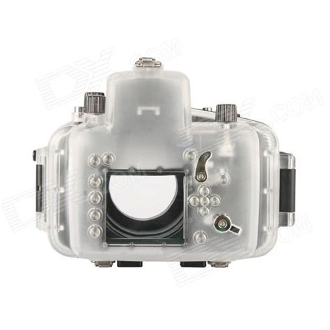 Underwater Meikon Waterproof For Nikon D7000 Black meikon underwater diving waterproof cover for nikon d7000 18 55 black free