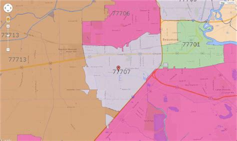 beaumont texas zip code map the best zip codes in southeast texas beaumont enterprise