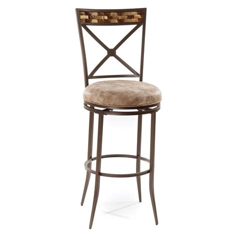 hillsdale compton swivel counter stool bar stools at