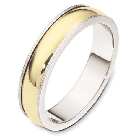 wide wedding bands 115571e 18k gold comfort fit 5 0mm wide wedding band