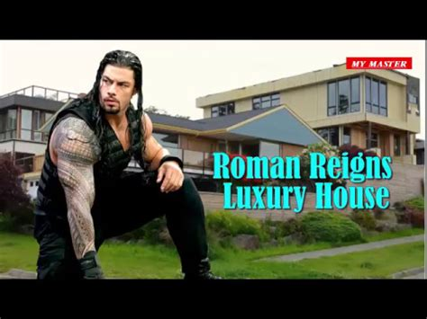 roman reigns house roman reigns s house family in florida inside outside design 2017 new youtube
