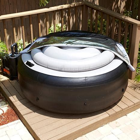 Bathtub Portable Spa by Portable Tub With Cover 6744377 Hsn