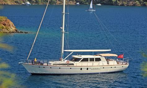 tekne nedir golden yachting gulet tango charlie
