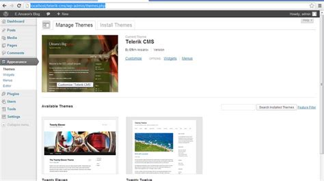 how to build a wordpress theme from html5 template step
